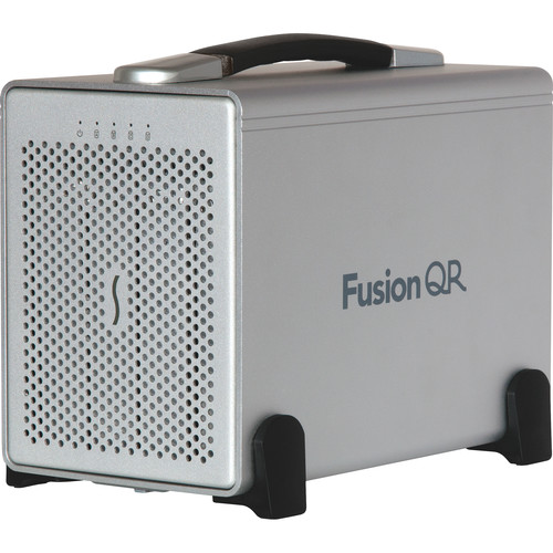 Sonnet Fusion DE400QR Quad Interface Multi-Drive Desktop SATA Storage