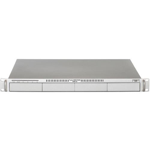 Sonnet Fusion R400 RAID USB 3.0 Rackmount SATA Storage Enclosure