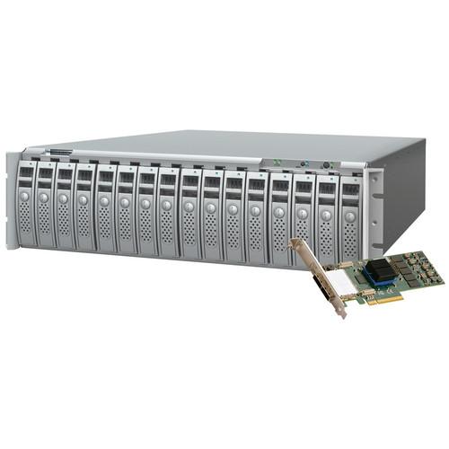 Sonnet Fusion RX1600RAID Storage System (64TB)