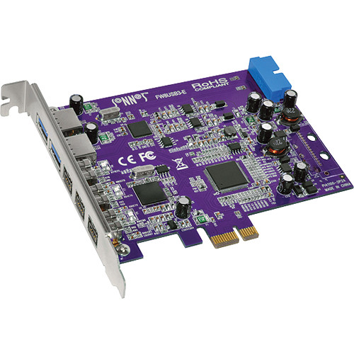 Sonnet Tango 3.0 PCIe USB 3.0/FireWire 800 Combo PCI Express Card