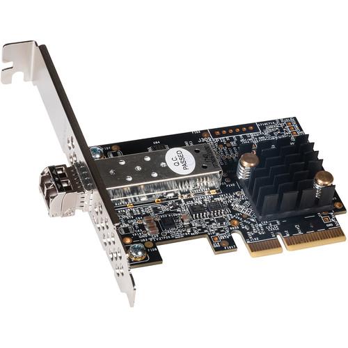 Sonnet Solo10G SFP+ 10 Gigabit Ethernet Adapter