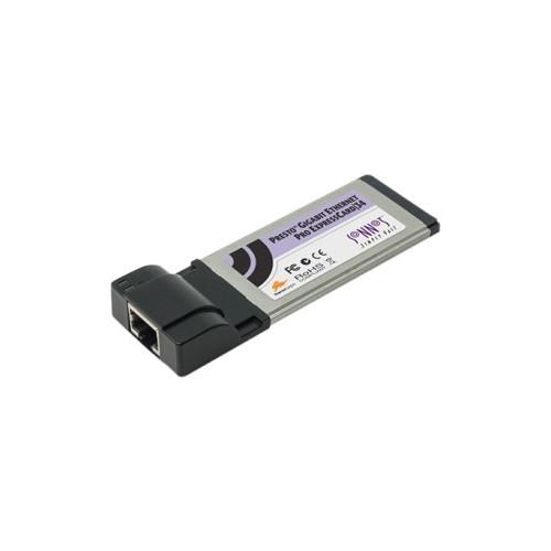 Sonnet Presto Gigabit Ethernet Pro ExpressCard/34