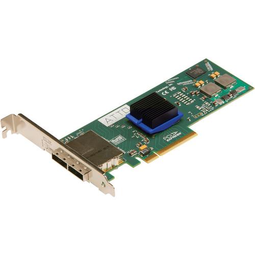 Sonnet ExpressSAS H680 8-External Port 6 Gb/s SAS/SATA PCIe 2.0 Host Bus Adapter