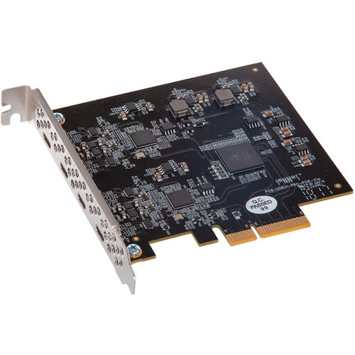 Sonnet Allegro USB-C 4-Port PCIE Card Thunderbolt Compatible