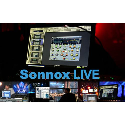 Sonnox LIVE - Plug-In Bundle for Avid VENUE and S3L Consoles (Download)