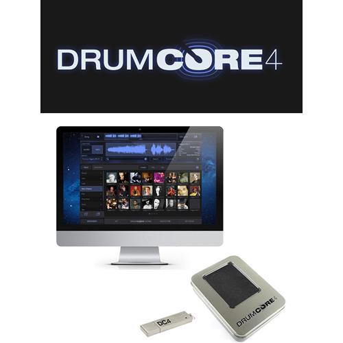Sonoma Wire Works Drumcore 4 Plug-In Drum Instrument