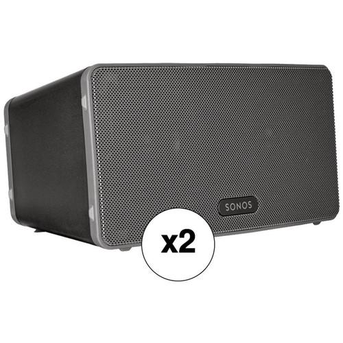 Sonos Play:3 Wireless Speaker Pair Kit (Black)