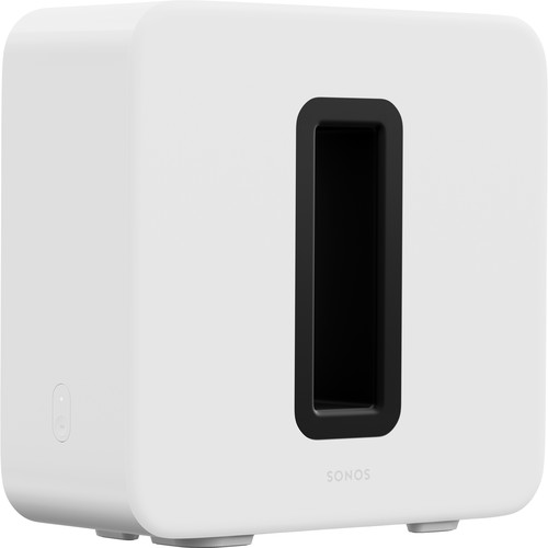 Sonos Sub Wireless Subwoofer (Gen 3, White)