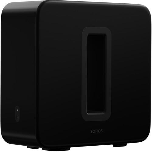Sonos Sub Wireless Subwoofer (Gen 3, Black)