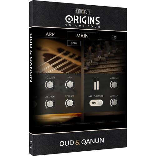 SONUSCORE Origins Volume 4: Oud and Qanun - Virtual Instrument Library (Download)