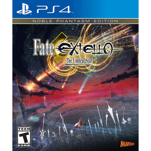 Sony Fate/EXTELLA: The Umbral Star Noble Phantasm Edition (PS4)