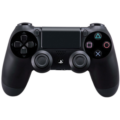 Sony DualShock 4 Wireless Controller (Jet Black)