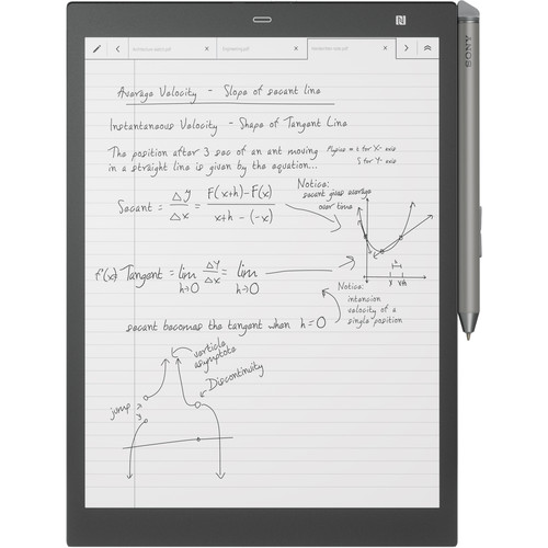 "Sony 10.3"" 16GB DPT-CP1 Digital Paper System"