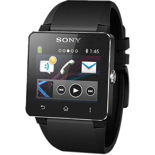 Sony SmartWatch 2 (Black)