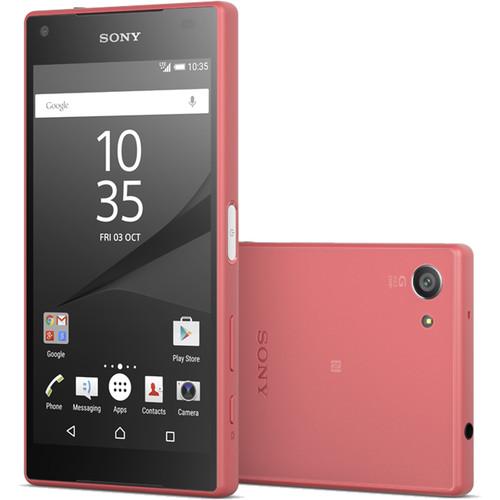 Sony Xperia Z5 Compact E5803 32GB Smartphone (Unlocked, Coral)