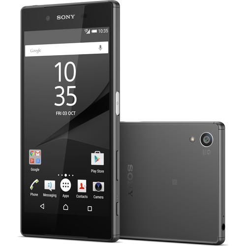 Sony Xperia Z5 E6603 32GB Smartphone (Unlocked, Graphite Black)