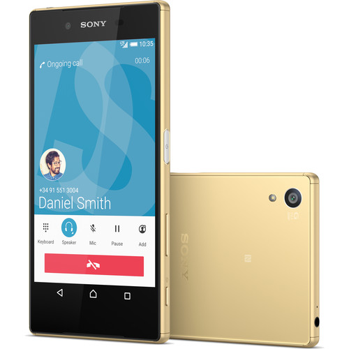 Sony Xperia Z5 E6603 32GB Smartphone (Unlocked, Gold)