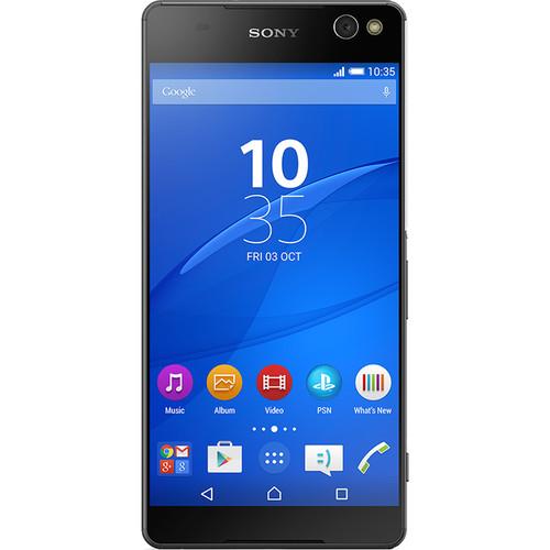 Sony Xperia C5 Ultra E5506 16GB Smartphone (Unlocked, Black)