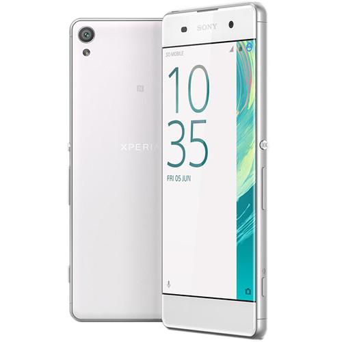 Sony Xperia XA F3113 16GB Smartphone (Unlocked, White)