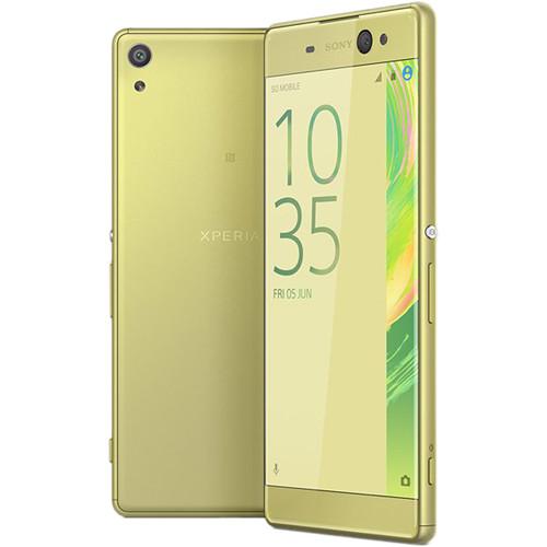 Sony Xperia XA Ultra F3213 16GB Smartphone (Unlocked, Lime Gold)