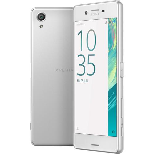Sony Xperia X F5121 32GB Smartphone (Unlocked, White)