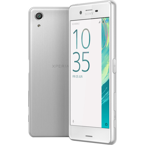 Sony Xperia X Performance F8131 32GB Smartphone (Unlocked, White)