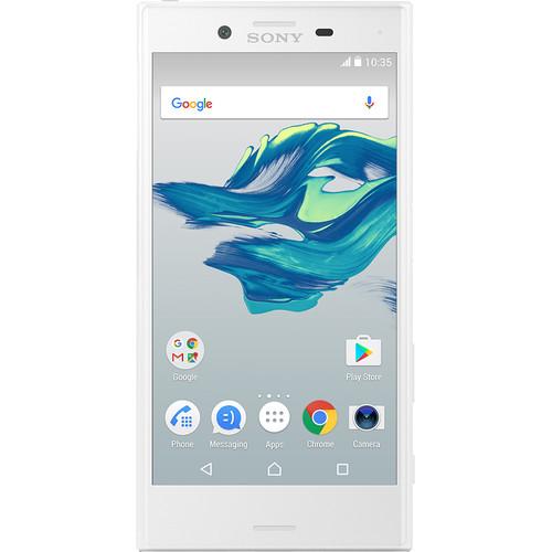 Sony Xperia X Compact F5321 32GB Smartphone (Unlocked, White)