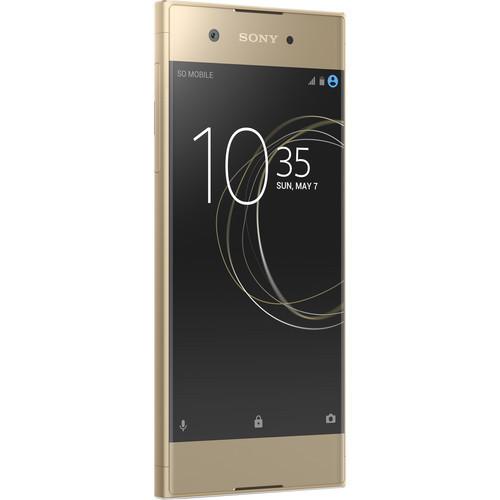 Sony Xperia XA1 G3123 32GB Smartphone (Unlocked, Gold)