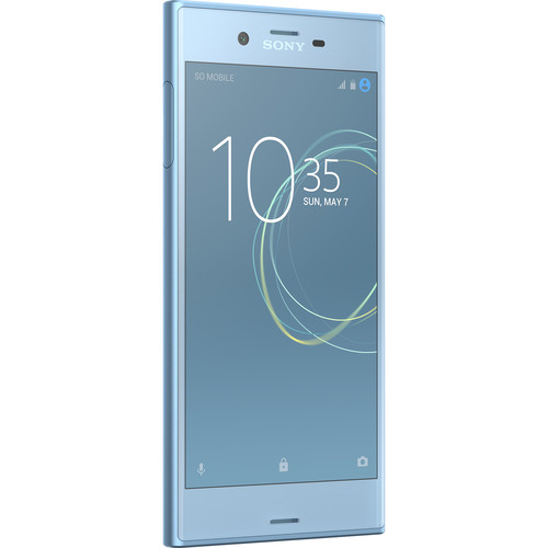 Sony Xperia XZs G8232 64GB Smartphone (Unlocked, Ice Blue)