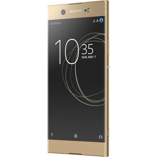 Sony Xperia XA1 Ultra G3223 32GB Smartphone (Unlocked, Gold)