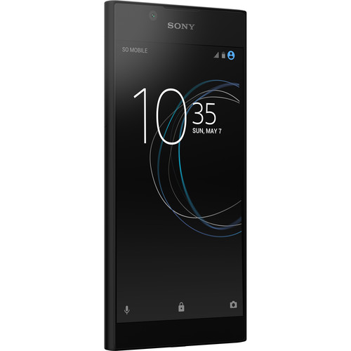 Sony Xperia L1 G3313 16GB Smartphone (Unlocked, Black)