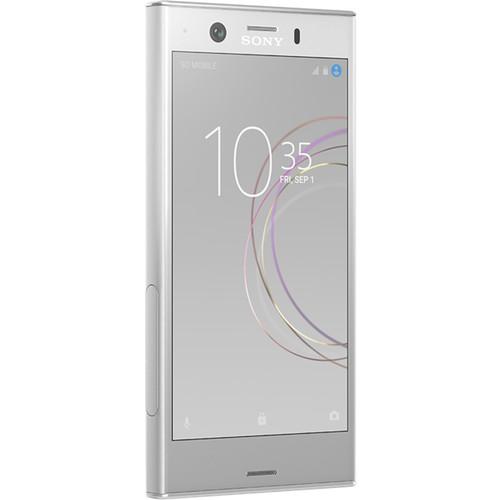 Sony Xperia XZ1 Compact G8441 32GB Smartphone (Unlocked, White Silver)