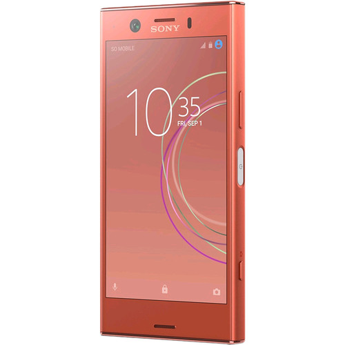 Sony Xperia XZ1 Compact G8441 32GB Smartphone (Unlocked, Twilight Pink)