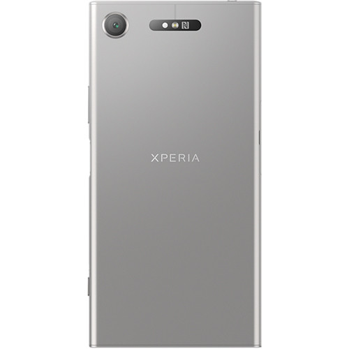 Sony Xperia XZ1 Dual G8342 64GB Smartphone (Unlocked, Warm Silver)