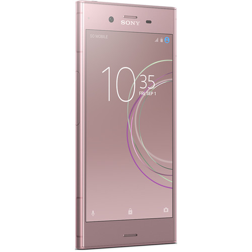 Sony Xperia XZ1 Dual G8342 64GB Smartphone (Unlocked, Venus Pink)