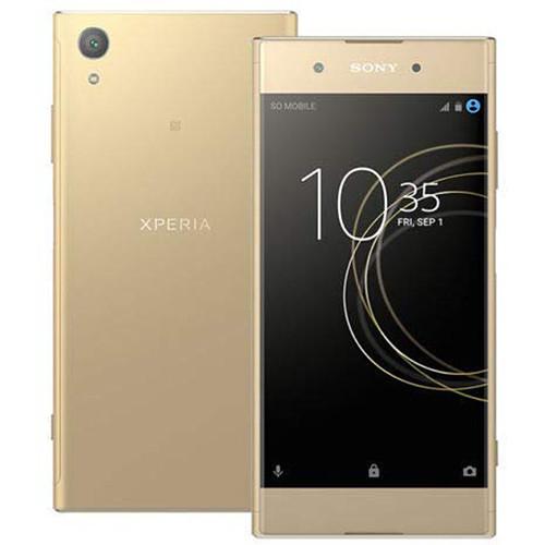 Sony Xperia XA1 Plus G3423 32GB Smartphone (Unlocked, Gold)