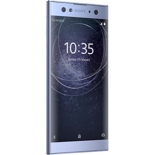 Sony Xperia XA2 Ultra H3223 32GB Smartphone (Unlocked, Blue)