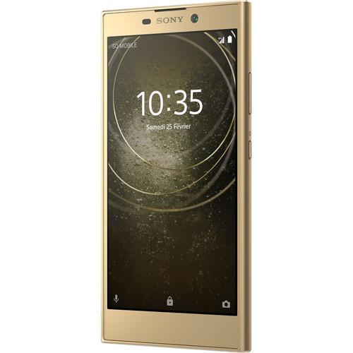 Sony Xperia XA2 Ultra H3223 32GB Smartphone (Unlocked, Gold)