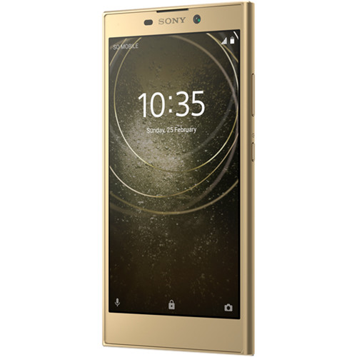 Sony Xperia L2 H3321 32GB Smartphone (Unlocked, Gold)