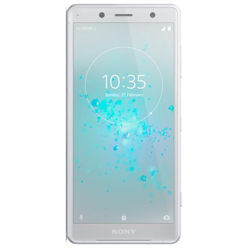 Sony Xperia XZ2 Compact H8314 64GB Smartphone (Unlocked, White Silver)