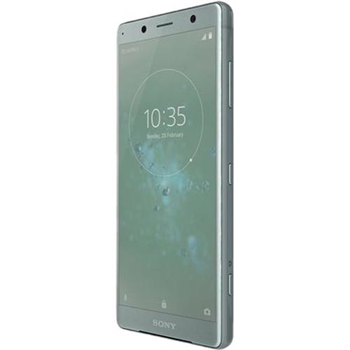 Sony Xperia XZ2 Compact H8314 64GB Smartphone (Unlocked, Moss Green)