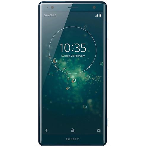 Sony Xperia XZ2 H8266 64GB Smartphone (Unlocked, Deep Green)