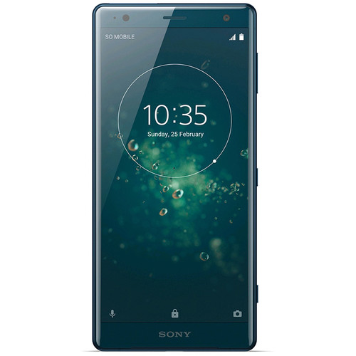 Sony Xperia XZ2 H8266 64GB Smartphone (Unlocked, Deep Green)