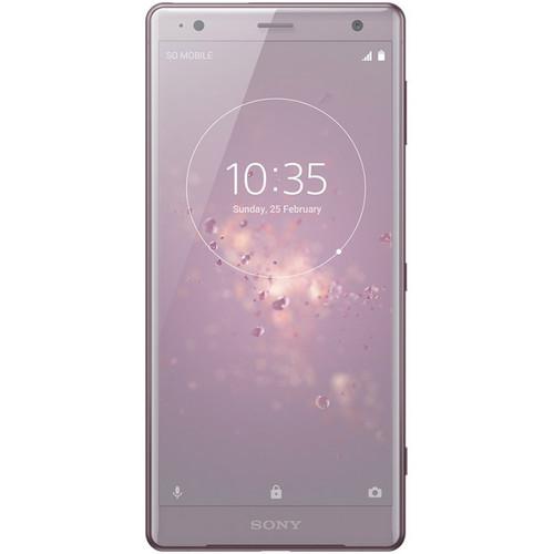 Sony Xperia XZ2 H8266 64GB Smartphone (Unlocked, Ash Pink)