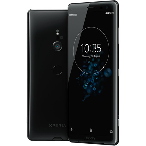 Sony Xperia XZ3 64GB Smartphone (Unlocked, Black)