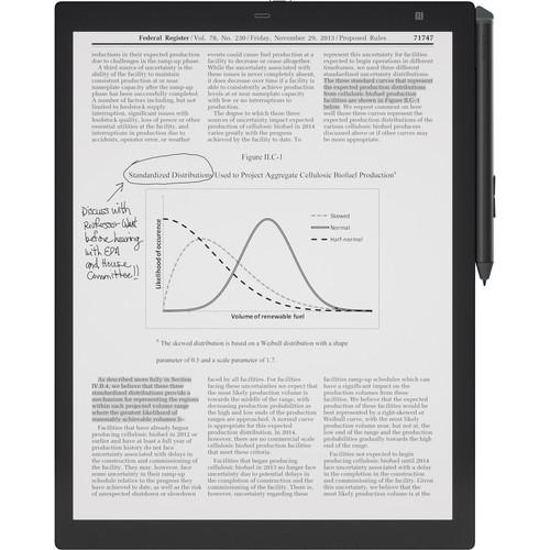 "Sony 13.3"" 16GB DPT-RP1 Digital Paper System (Black)"