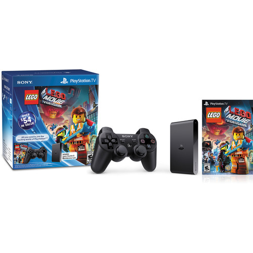 Sony PlayStation TV System Bundle