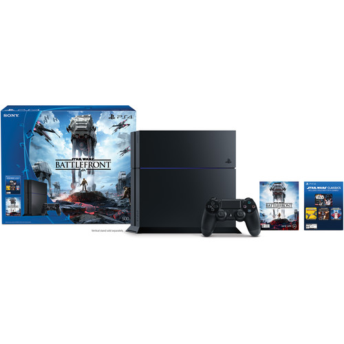 Sony PlayStation 4 Star Wars Battlefront Bundle