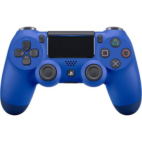 Sony DualShock 4 Wireless Controller (2016 Version, Wave Blue)