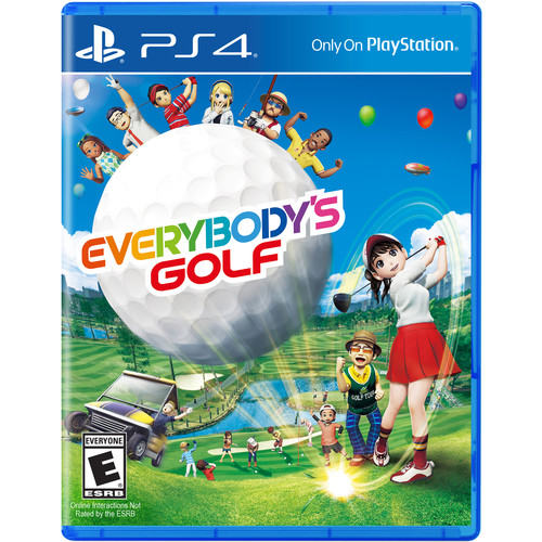 Sony Everybody's Golf (PS4)